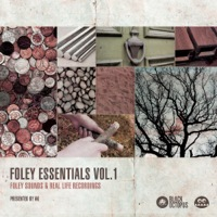 Foley Essentials Vol.1 by AK - A selection of long atmospheres and places great for adding background ambiance
