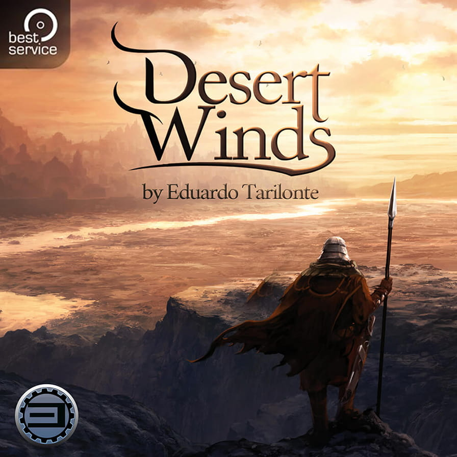 Desert Winds - A wonderful collection of sounds from the sands of time.