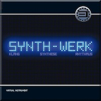 SYNTH-WERK - Ultimate collection of sounds in one virtual instrument from the makers of TITAN