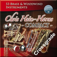 Chris Hein Horns Compact Crossgrade - Upgrade your existing Chris Hein horn libraries