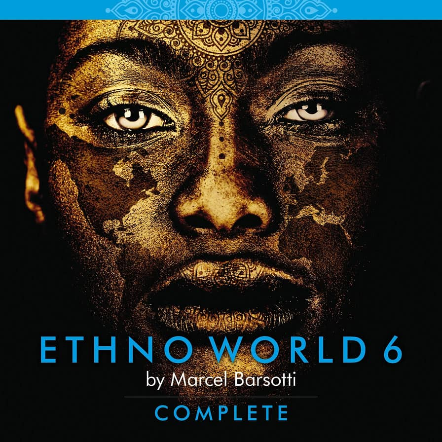 Ethno World 6 - The ultimate library for ethnic instruments & voices from all over the world