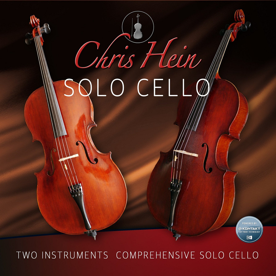 Chris Hein Solo Cello - Simply the best virtual Cello ever created!