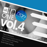 All In One 4 - Pop Bundle - Loaded bundle full of hot Pop products
