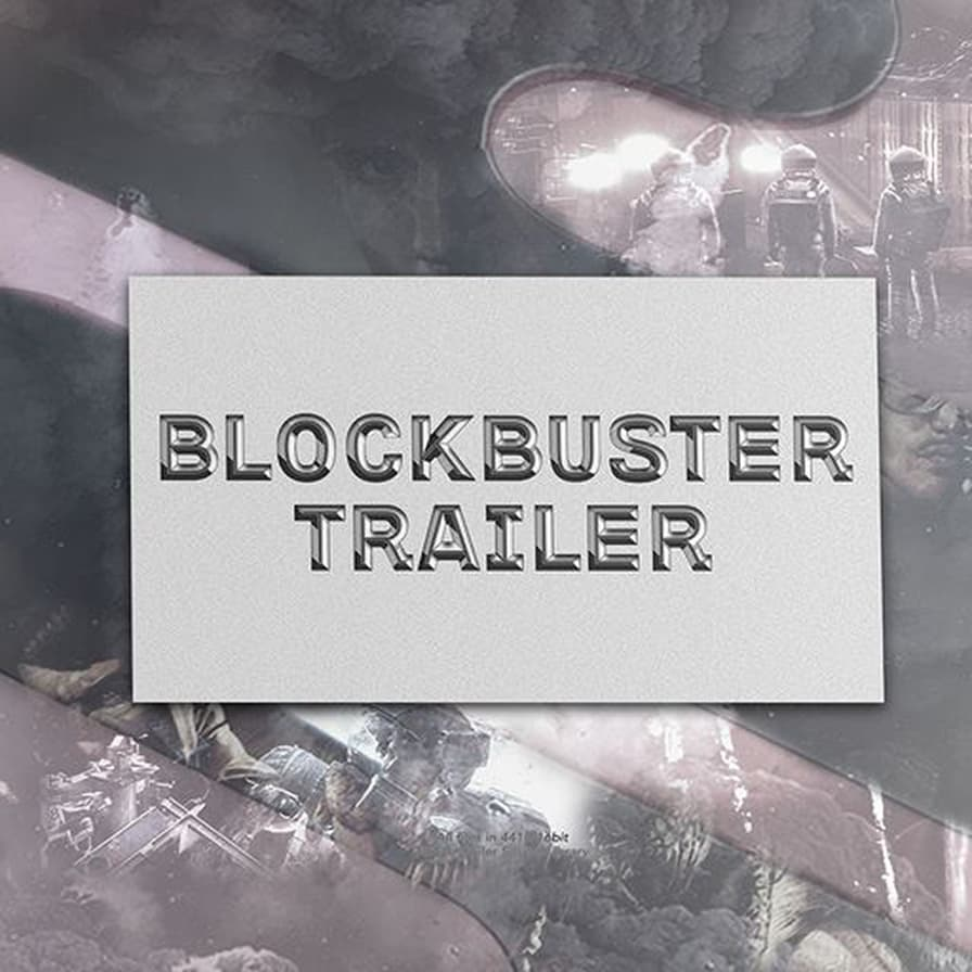 Blockbuster Trailer - 500+ Cinematic Big hits, Risers, Whooshes, Textures and more!