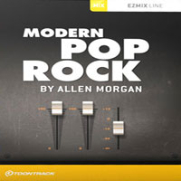 Modern Pop/Rock EZmix Pack  - Producer/remixer Allen Morgan offers a variety of settings for your mix needs!