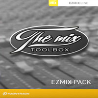 Mix Toolbox EZmix Pack, The - A collection of tools designed to assist you in classic mix and master issues
