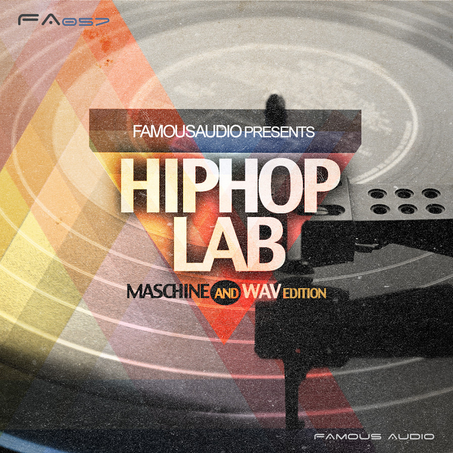 Hip Hop Lab - This pack has enough energy to shake the World!
