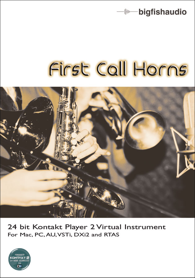 First Call Horns - Jazz, Big Band, Rock and Pop Horn Instruments