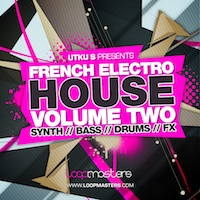 French Electro House Vol. 2 - Cutting edge electro house sounds and samples