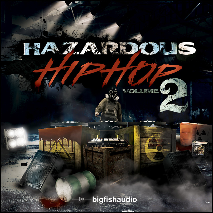 Hazardous Hip Hop Vol. 2 - Even more toxic than the first