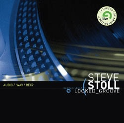 Locked Groove - An exclusive techno loop collection from Steve Stoll