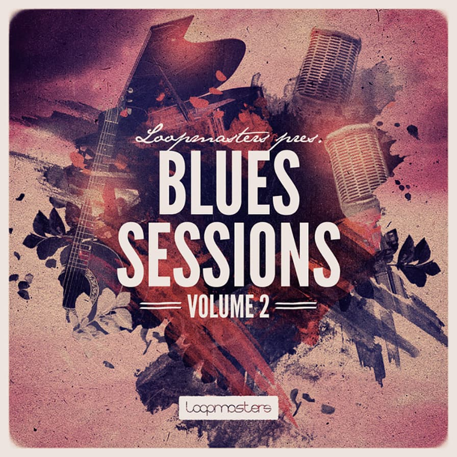 Blues Sessions Vol.2, The - Authentic Blues on Drums, Guitars, Blues Harp, Resonator Mandolin and Bass