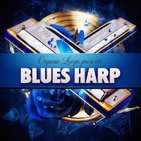 Blues Harp  - 382 MB, 195 Blues Harp loops ready for use