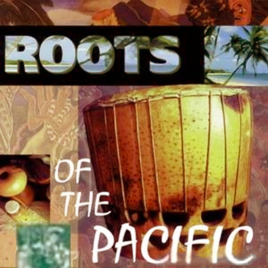 Roots of the Pacific - Polynesian and Hawaiian percussion loops and samples