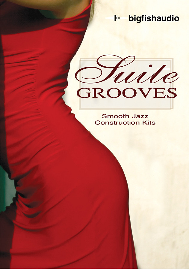 Suite Grooves - 4.3 GB of Smooth Jazz construction kits