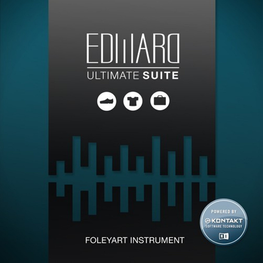 Edward Ultimate Suite - The next level virtual foley instrument