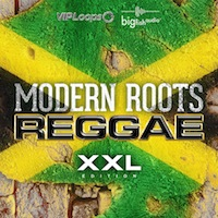 Modern Roots Reggae XXL - Authentic Reggae construction kits