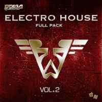 Electro House Vol.2 - Electro House samples and loops, to give a powerful sound to your productions
