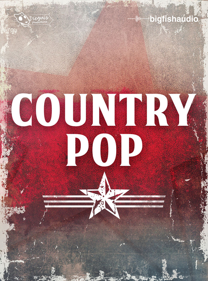 Country Pop - 20 massive kits of Country Pop songwriting styles