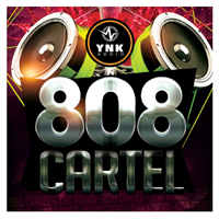 808 Cartel - An earth shattering collection of 10 Trap Construction Kits