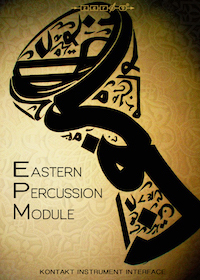Eastern Percussion Module - A realistic percussion instrument from the Middle East for Kontakt