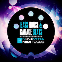 MIDI Focus - Bass House & Garage Beats - 13 Kits of attitude for your production