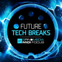 MIDI Focus - Future Tech Breaks - A maginificent set of Deep, Dark, Tech infused Dubstep Breaks