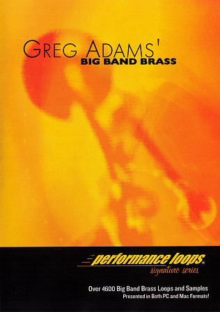 Greg Adams' Big Band Brass product image