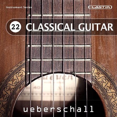 Classical Guitar - 1.78 GB of 400 nylon strung guitar loops and samples