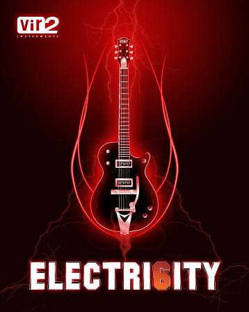 Electri6ity - The ultimate virtual electric guitar instrument
