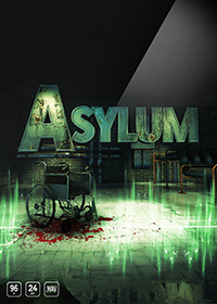 Asylum - A hair raising sound library of hollywood film scare tactics