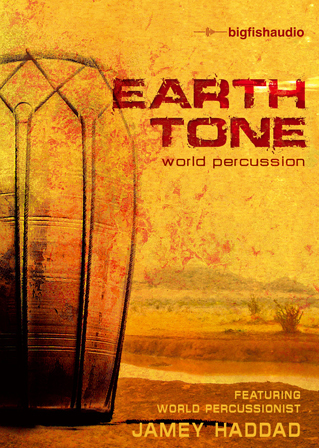 Earth Tone: World Percussion - An enthusiastic 6GB library of diverse and classic ethnic percussion instruments