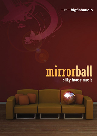 Mirrorball: Silky House Music - Sweet disco house with a touch of R&B pop
