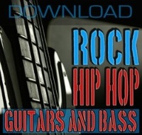 Rock and Hip Hop Guitars and Bass product image