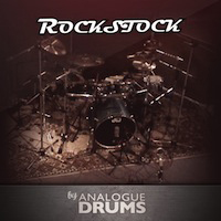 RockStock - A monster 6-piece Drum Workshop kit in a punchy rock tuning