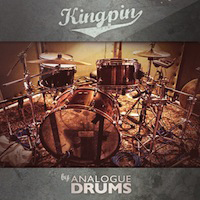 KingPin - A punchy vintage kit combining classic vintage tone and modern snap