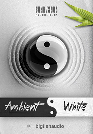 Ambient White - An original instrument of textures suitable for all sorts of ambient music