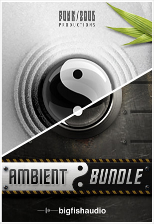 Ambient White & Black Bundle - An amazing bundle at a special limited time price!