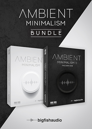 Ambient Minimalism Bundle - Two ambient virtual instruments at one amazing price!