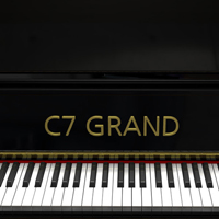 C7 Grand - Yamaha's C7 Grand Piano