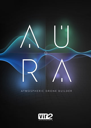 Aura: Atmospheric Drone Builder - Easily create the perfect drones, pads, and soundscapes