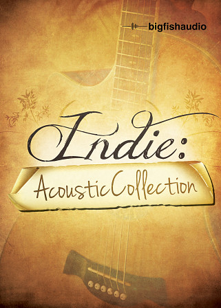 Indie: Acoustic Collection - 15 incredible construction kits of the acoustic side of Indie Rock