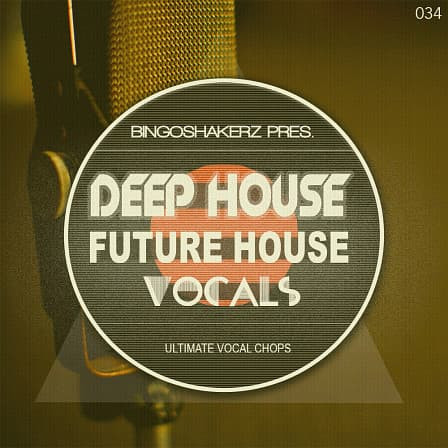 Deep House & Future House Vocals product image