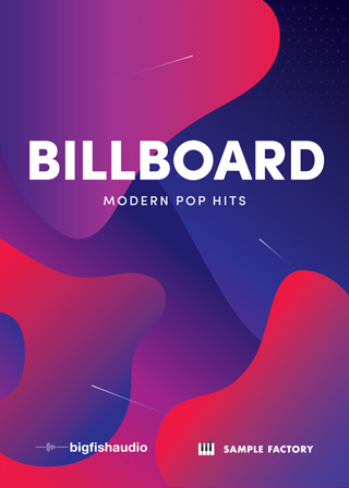 Billboard: Modern Pop Hits - 15 Carefully Crafted Modern Pop Kits