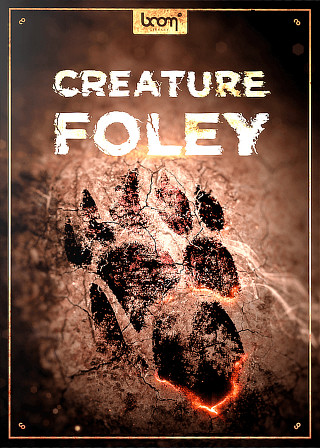 Creature Foley - The ultimate toolkit for tasks featuring impactful, engaging detailed movement