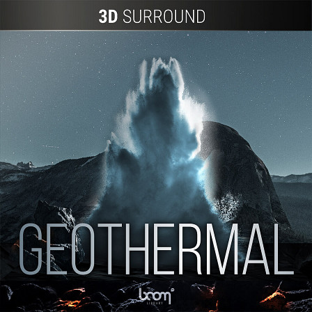 Geothermal - Otherworldly sonic landscapes and textures