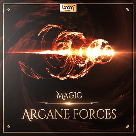Magic - Arcane Forces - Magic sound effects redefined