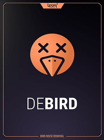 DeBird - Remove bird noises from your recordings with surgical precision!