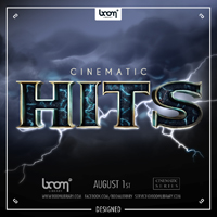 Cinematic Hits - Designed product image