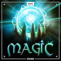 Magic - Designed - Over 450 magical sounds from Boom Library